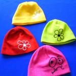 Čepice z pleteniny 2310, cena 220,- Kč