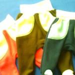 Polodupačky fleec  s ťapkami 0506, cena 220,- Kč