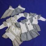 Šaty (myslivecké) 2606 kr. rukáv cena 220,- Kč