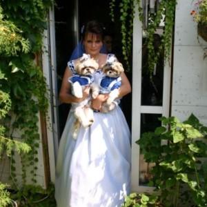 oblecky pro pejsky - šaty 2